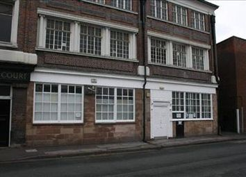 Thumbnail Office to let in Ground Floor Office Suite, South Wolfe Street, Stoke On Trent, Staffs