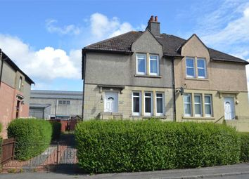 Thumbnail 3 bed semi-detached house for sale in Glasgow Road, Hamilton