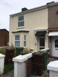 Thumbnail 2 bed terraced house to rent in Lucas Terrace, Plymouth