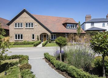 Thumbnail 5 bed detached house for sale in St Margaret's Park, Merry Hill Road, Bushey, Hertfordshire