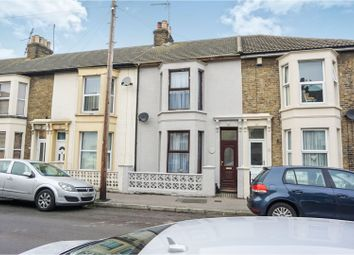 2 bed terraced house for sale in Alma Road, Sheerness ME12