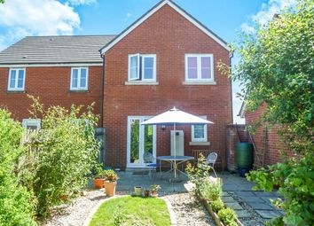 Thumbnail 3 bed semi-detached house for sale in Cannington Road, Witheridge, Tiverton