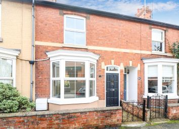 Thumbnail 2 bed terraced house for sale in Spencer Road, Rushden
