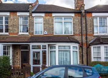 Thumbnail 3 bed terraced house for sale in Leopold Road, East Finchley, London