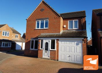 Thumbnail 4 bedroom detached house for sale in Ryecroft, Forest Town, Mansfield
