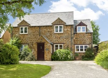 Middle Barton Road, Bicester OX25. 4 bed detached house for sale