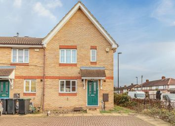 Thumbnail 3 bed terraced house for sale in Sedley Close, Enfield