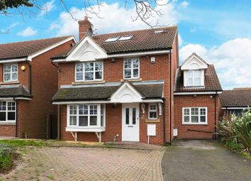 Thumbnail 5 bed detached house for sale in Hoveton Way, Ilford