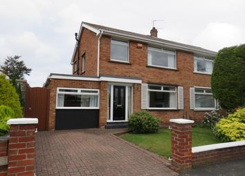Thumbnail 3 bed semi-detached house to rent in Sadberge Grove, Stockton-On-Tees