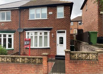 Thumbnail 2 bed semi-detached house to rent in Trent Street, Stockton On Tees