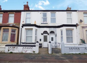 4 bed terraced house for sale in Haig Road, Blackpool, Lancashire FY1