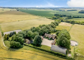 Thumbnail 4 bed detached house for sale in The Ridgeway, Wantage, Oxfordshire