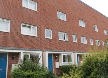 Thumbnail 4 bed terraced house to rent in Aviation Avenue, Hatfield