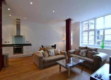 Thumbnail 2 bed flat to rent in Costume Warehouse, 9 Macklin Street, London