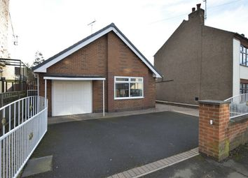 Thumbnail 3 bed detached bungalow for sale in Waingroves Road, Waingroves, Ripley, Derbyshire