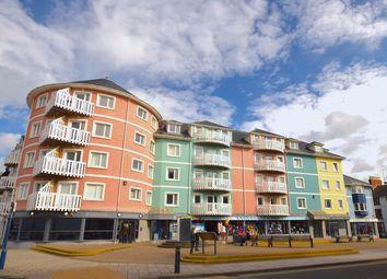 Thumbnail 3 bed flat for sale in Llys Y Brenin, Terrace Road, Aberystwyth