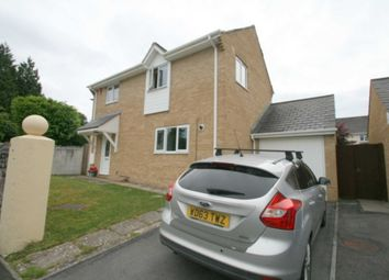 Thumbnail 3 bed detached house for sale in Great Woodford Drive, Plympton, Plymouth