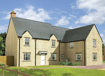 Thumbnail 5 bed detached house for sale in Abingdon Road, Marcham, Abingdon