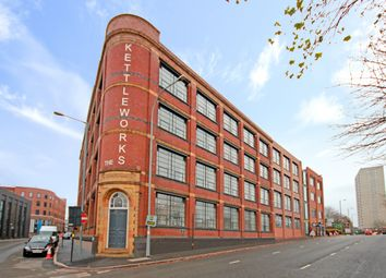 Thumbnail 1 bed flat for sale in Kettleworks, Pope Street, Jewellery Quarter