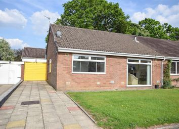 Thumbnail 3 bedroom semi-detached bungalow for sale in Eastleigh Road, Heald Green, Cheadle