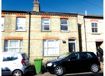 Thumbnail 1 bed terraced house for sale in Suez Road, Cambridge