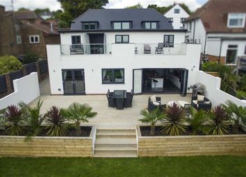 Thumbnail 5 bed detached house for sale in Ring Road, Lancing