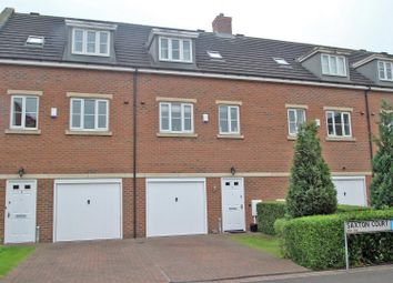 Thumbnail 3 bedroom town house for sale in Saxton Court, Arnold, Nottingham