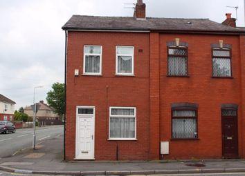 Thumbnail 2 bedroom end terrace house for sale in Church Street, Golborne, Lancashire