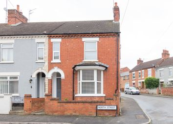 Thumbnail 3 bed end terrace house for sale in North Street, Wellingborough