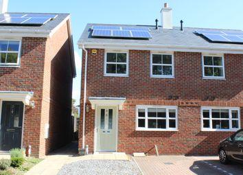 Thumbnail 3 bed semi-detached house for sale in Oakwood Terrace, Newbury
