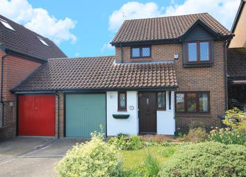 Thumbnail 3 bed link-detached house to rent in Stuart Way, East Grinstead