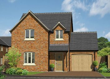 Thumbnail 3 bed detached house for sale in Cruckmeole Meadows, Cruckmeole, Hanwood, Shrewsbury, Shropshire