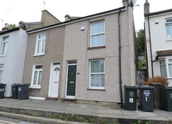 Thumbnail 2 bed end terrace house for sale in Mount Pleasant Road, Dartford