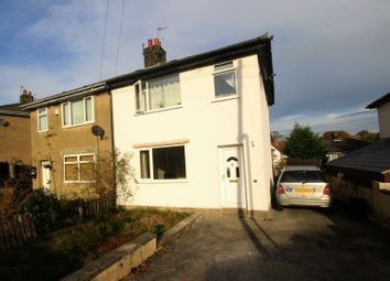 Thumbnail 3 bed semi-detached house for sale in Broomhill Mount, Keighley, West Yorkshire