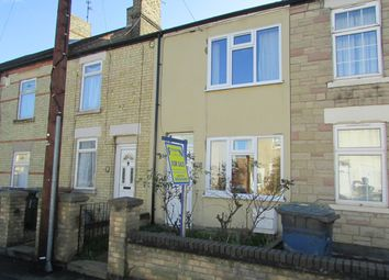 Thumbnail 3 bedroom terraced house for sale in Percival Street, Peterborough