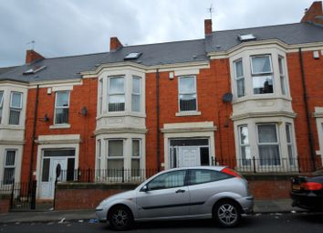 Thumbnail 5 bedroom terraced house for sale in Hampstead Road, Benwell, Newcastle Upon Tyne