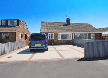 Thumbnail 2 bed semi-detached bungalow for sale in Valda Vale, Immingham