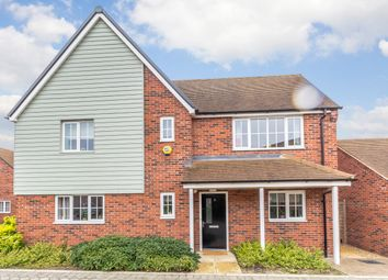 Thumbnail 4 bed detached house for sale in Harvest Drive, Saint Neots, Cambridgeshire