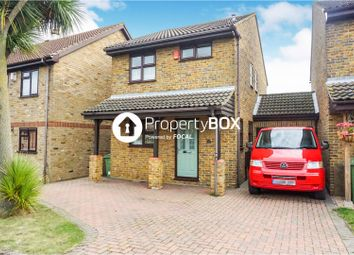 Thumbnail 3 bed detached house for sale in Curlew Avenue, Lower Halstow, Sittingbourne