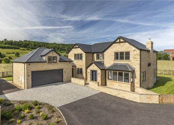 Thumbnail 5 bed detached house for sale in Pool In Wharfedale, Otley, West Yorkshire