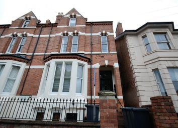 Thumbnail 1 bed flat to rent in Milverton Terrace, Leamington Spa