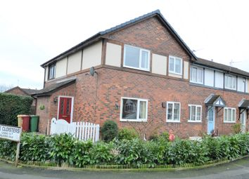 Thumbnail 1 bed mews house for sale in The Cloisters, Westhoughton
