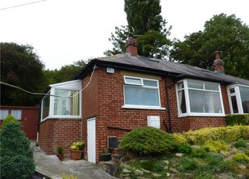 Thumbnail 2 bed semi-detached bungalow for sale in Aire View Drive, Sandbeds, Keighley, West Yorkshire