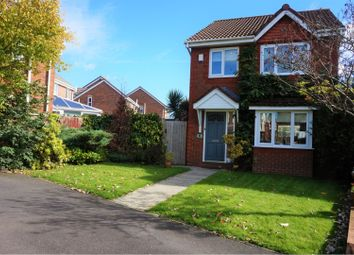 Thumbnail 3 bed detached house for sale in Kilsby Close, Preston