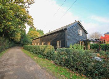 Thumbnail 4 bed barn conversion for sale in Cinder Hill Lane, Horsted Keynes, Haywards Heath