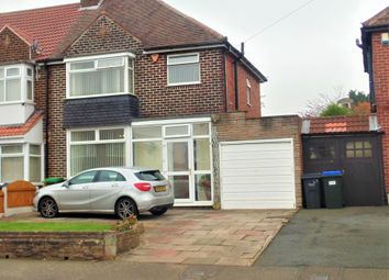 Thumbnail 3 bed semi-detached house for sale in Peakhouse Road, Great Barr