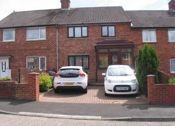 Thumbnail 3 bed terraced house for sale in 21 Abbots Way, Kirkhill, Morpeth