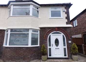 Thumbnail 3 bed property to rent in Brooke Road East, Liverpool
