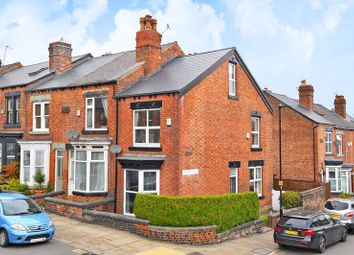 Thumbnail 3 bed terraced house for sale in Onslow Road, Sheffield, Endcliffe Park