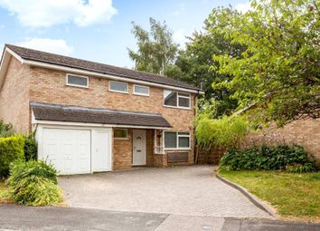 Thumbnail 4 bed detached house for sale in Begonia Close, Kempshott, Basingstoke